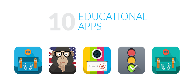 10 educational apps