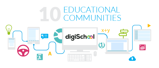 13 educational communities